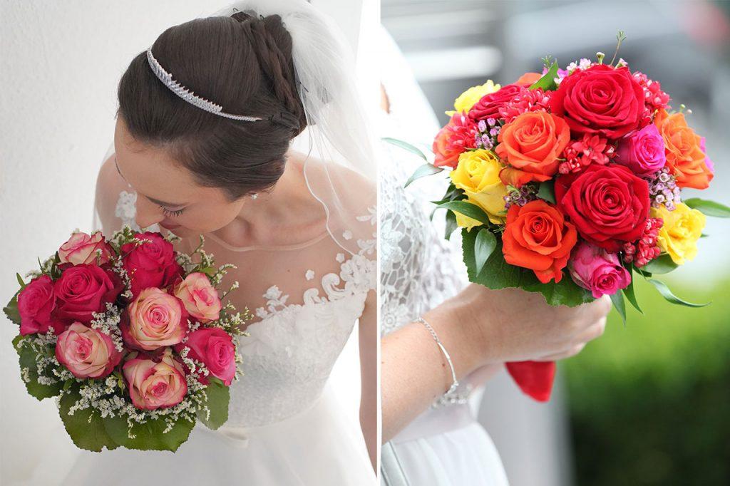 Brautstrauss und DIT-Hochzeitsdesign DORT-Design by Daniela Theil