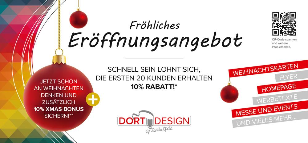 Aktionen - Fröhliches Eröffnungsangebot